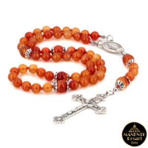 Rosari artigianali realizzati con tecnica nodini - Vendita Online