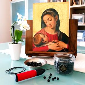 Vendita Online Rosari artigianali in Legno