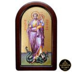 Vendita Online Icona Artigianale a San Giuseppe Terrore dei Demoni
